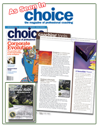 As Seen In Choice Magazine